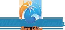 Villa Gumio Boca Chica Beach Logo